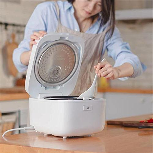 MyEasyShopping 4L APP Container Automatic Heat -White