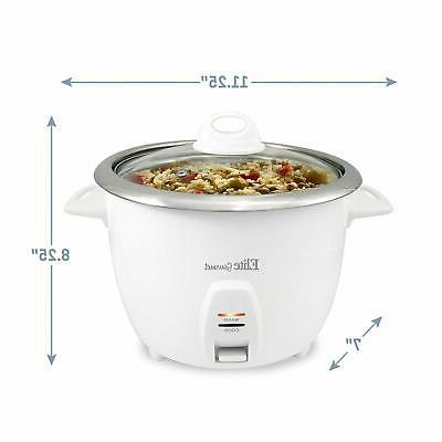 Electric Rice 10 Cups Touch Steel Accessories
