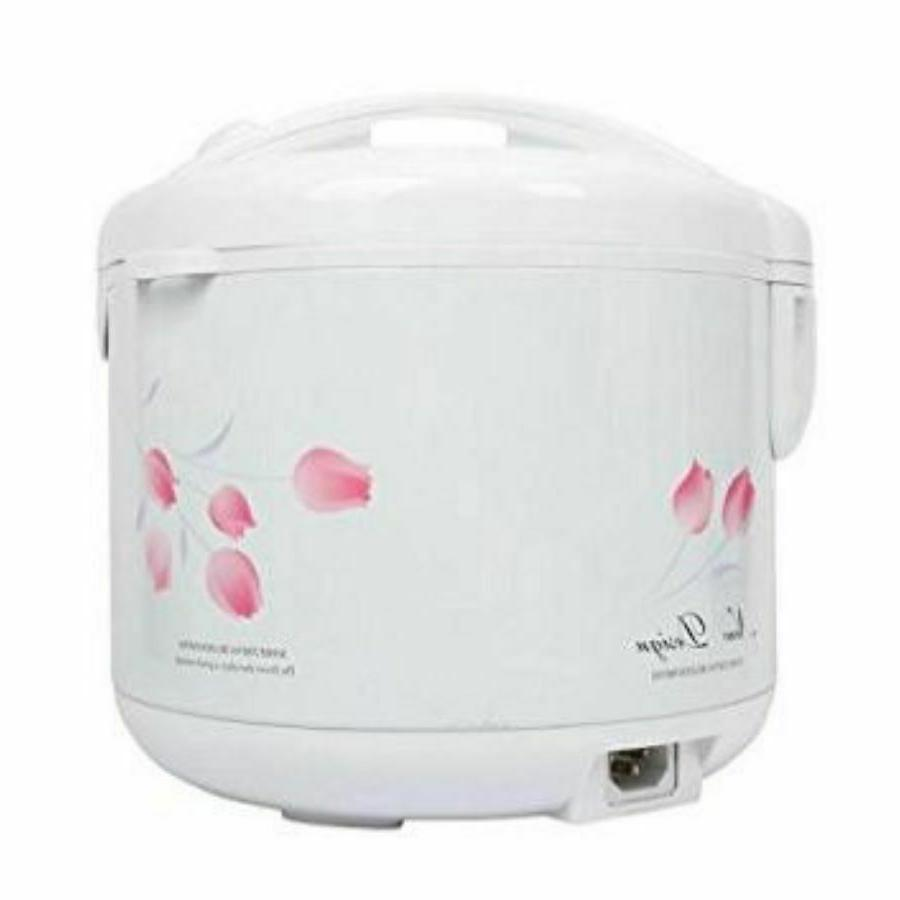 Electric Rice Cooker Steam Basket Automatic Cook Keep
