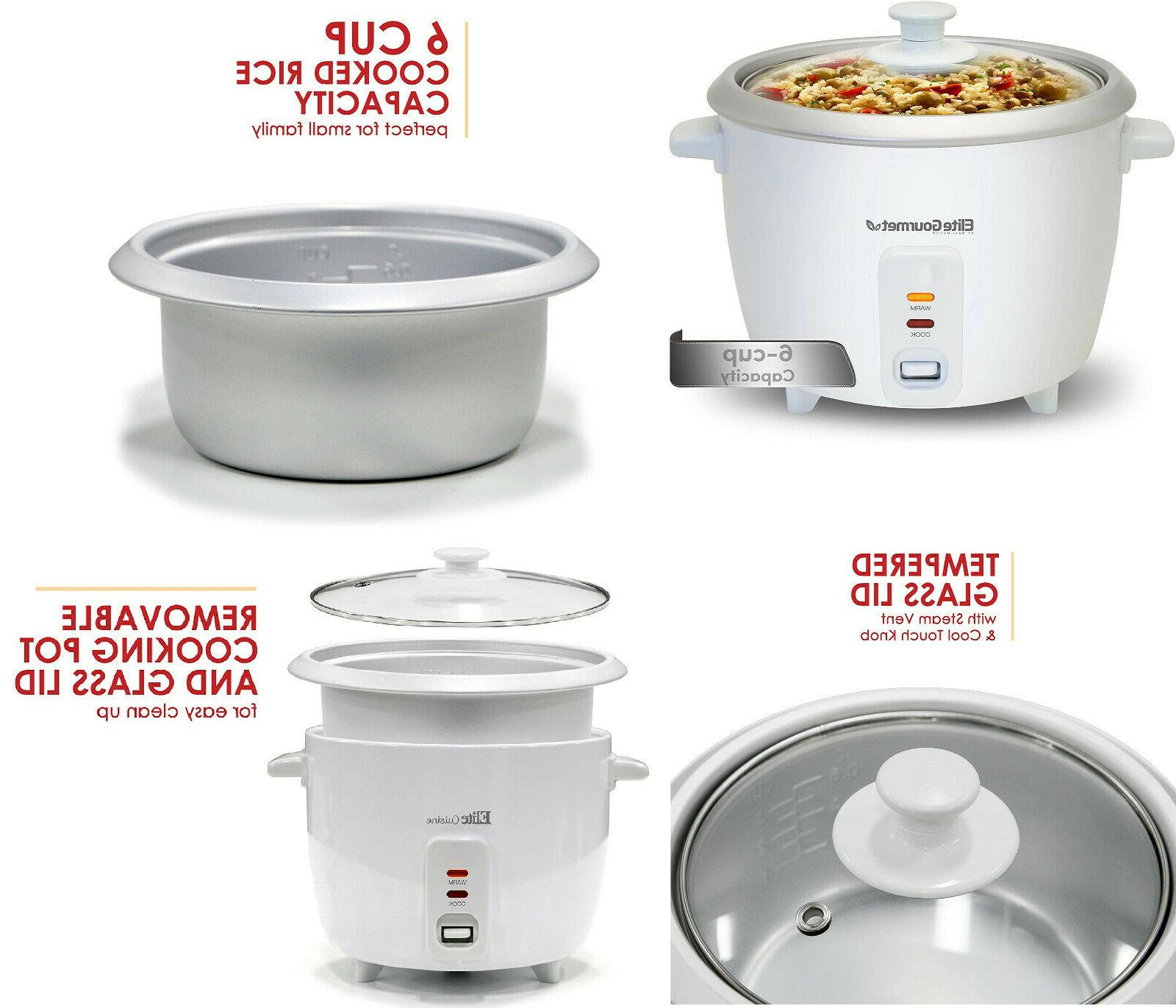 Electric Rice Automatic Cups Uncooked