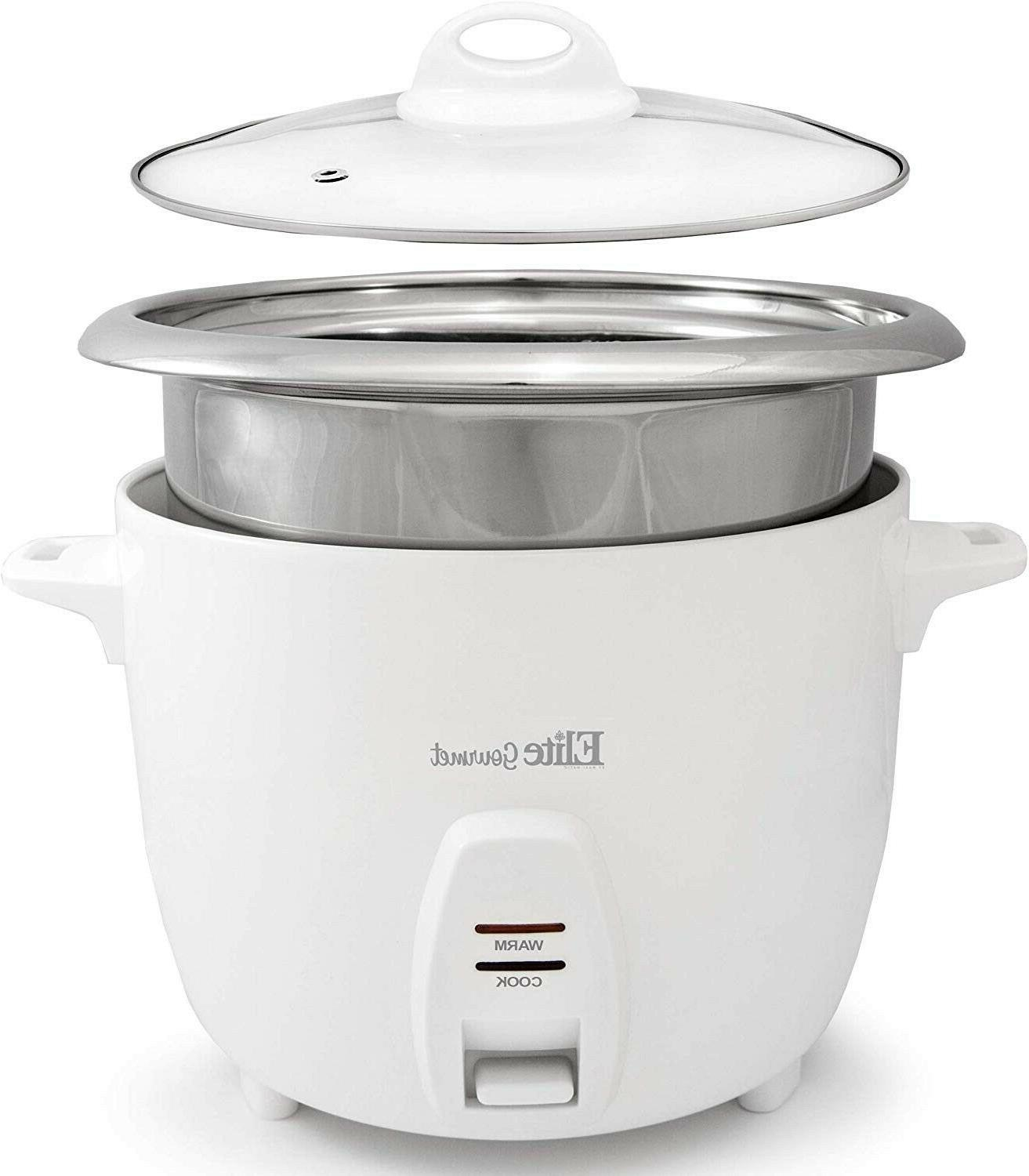 Electric Stainless Inner Makes Soups Grains New