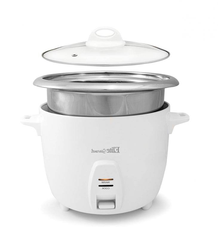 erc 2010 electric rice cooker with stainless