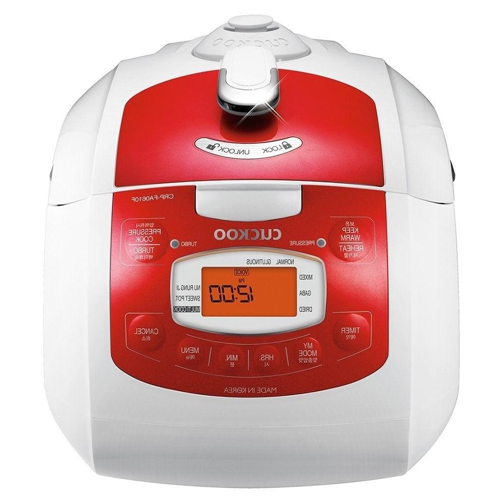 fa0610fr electric induction heating pressure rice cooker