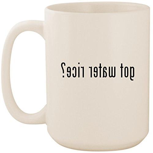 got water rice ceramic coffee
