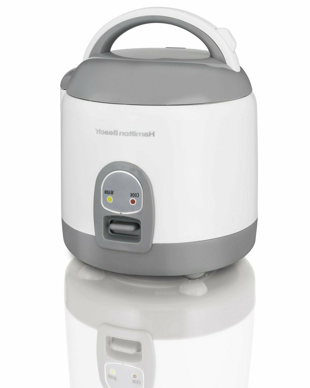 hamilton beach 37508 rice cooker with rinser