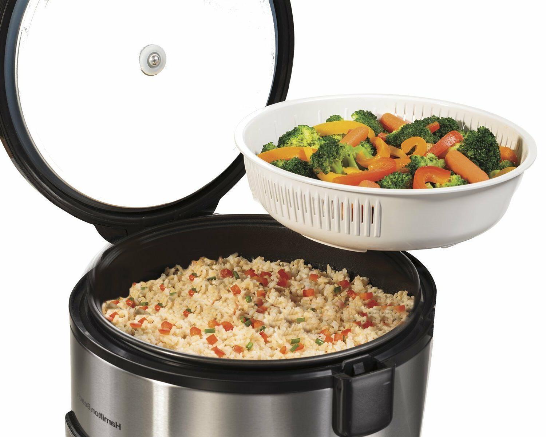 Hamilton Hot Cereal Pressure Steamer Basket