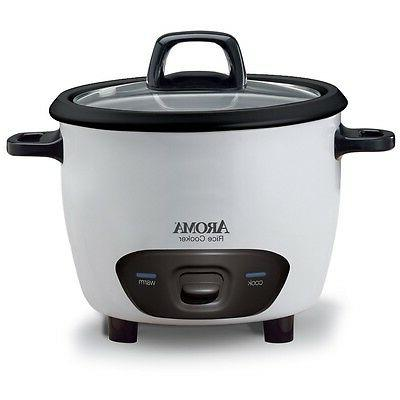 Aroma Housewares 6-Cup   Pot-Style Rice Cooker