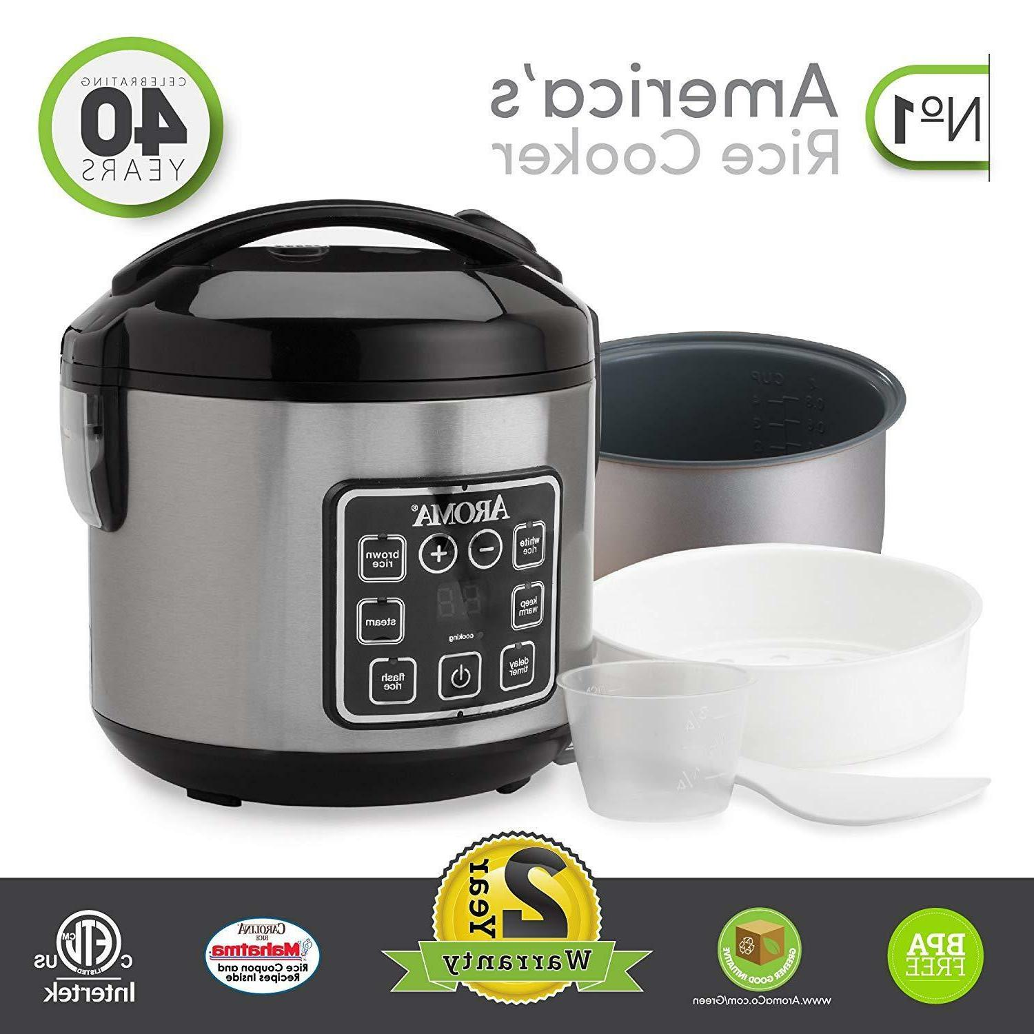 Aroma Housewares ARC-914SBD Digital Cool-Touch