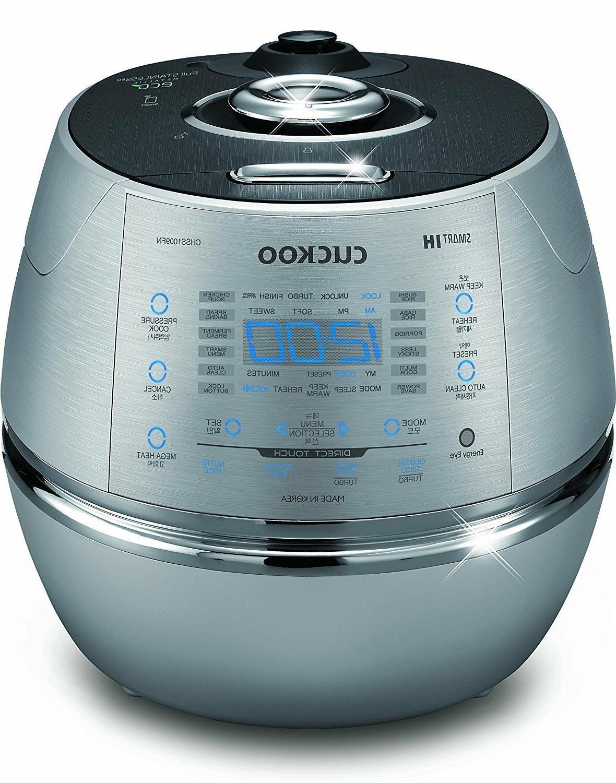 ih 2 0 pressure rice cooker l