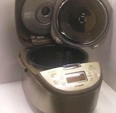 Panasonic Electronic Cooker SR-JHS10-N 220V Japan New