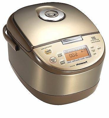 Panasonic IH rice cooker  SR - JHS 10 - N / 220 V