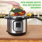 Instant Pot Accessories for 3 qt Mini Steamer Basket with Si