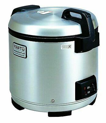 Tiger Jnoa36u Rice Cooker 20Cup Warmer Electric
