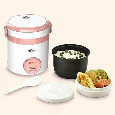 Kitchen Bonito Cooker Handle Lunch Warmer Bento