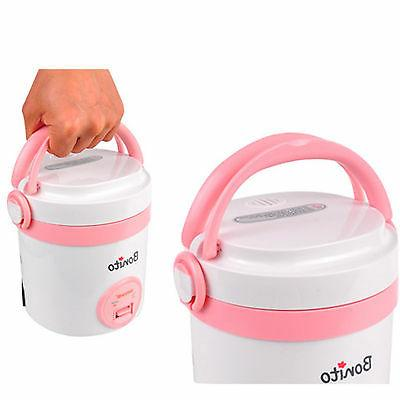 Cooker Portable Handle Lunch Warmer Single