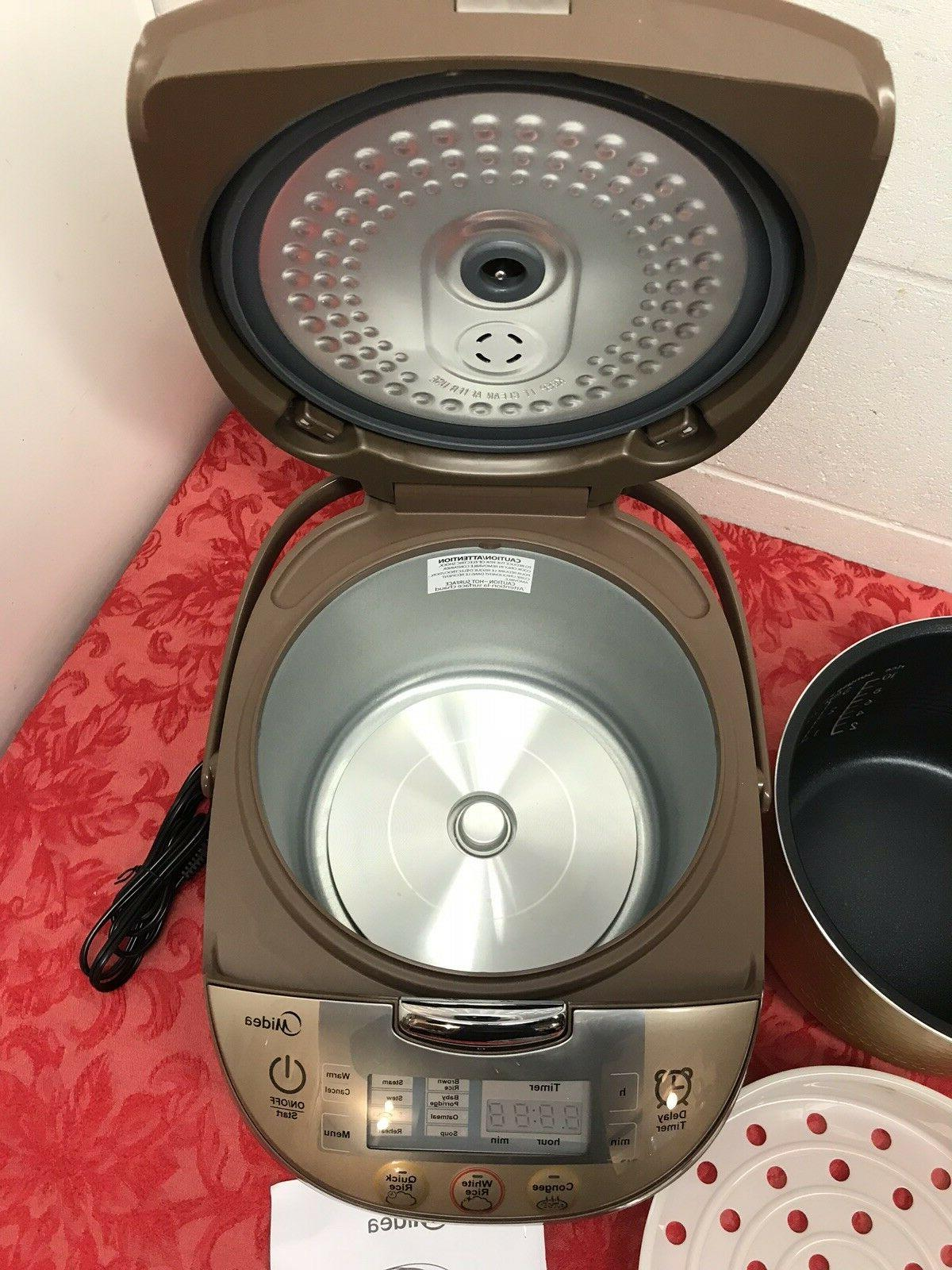 Midea Mb-fs5017 C. Smart Steamer Slow New Other