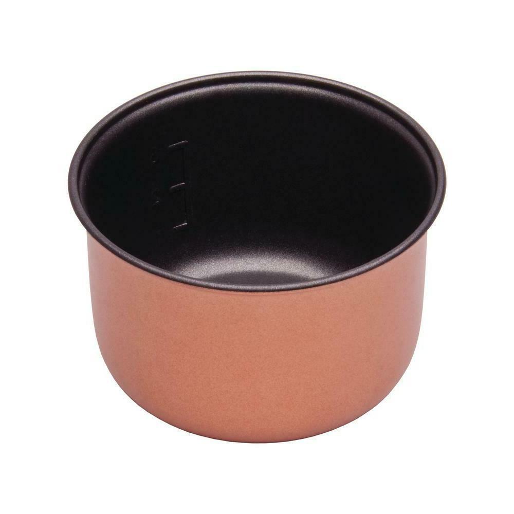 Magic MCSRC03ST Cup Mini Rice Cooker Non-Stick Pot