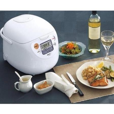 micom fuzzy logic rice cooker