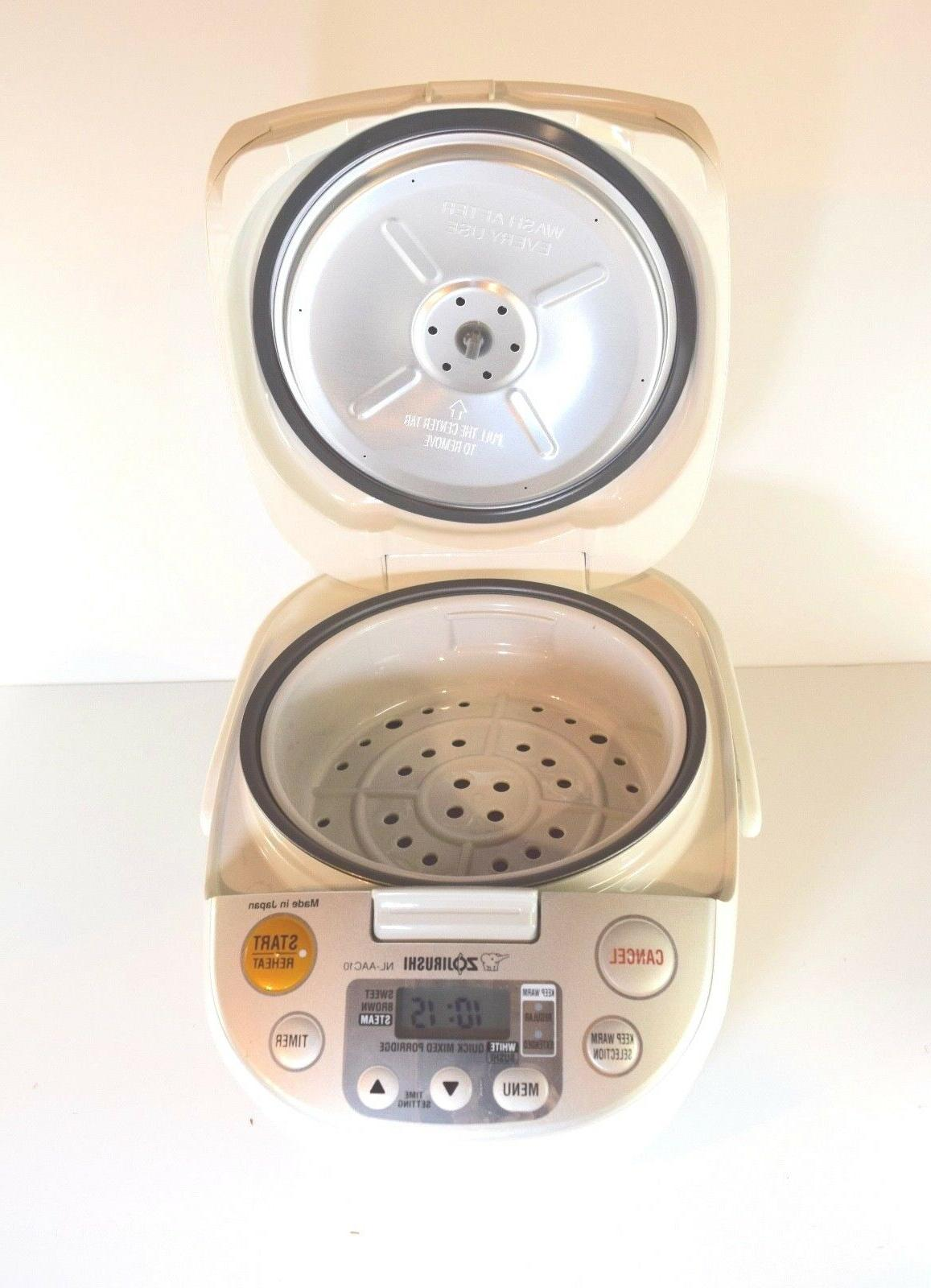 ZOJIRUSHI MICOM RICE COOKER CUP MADE IN