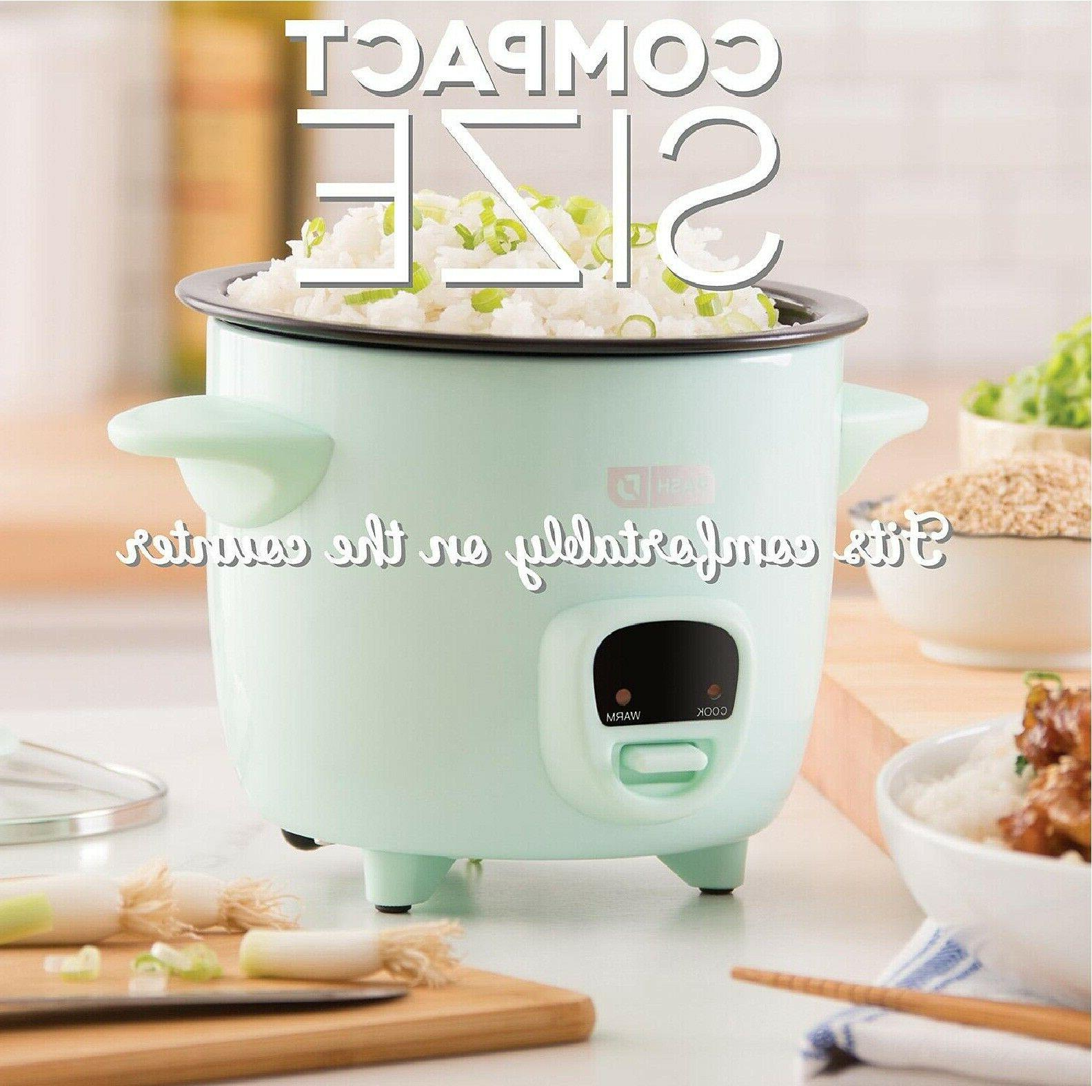 Dash Rice Cooker Function - Aqua