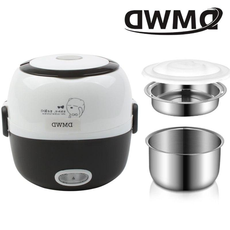 DMWD MINI <font><b>Rice</b></font> Thermal Box <font><b>Food</b></font> Container
