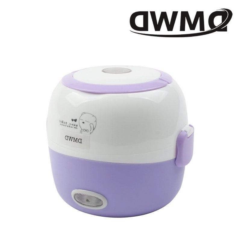 DMWD MINI Thermal Box <font><b>Food</b></font> <font><b>Steamer</b></font> Meal