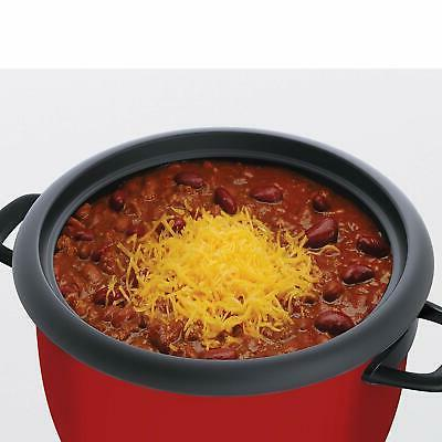 Multi-Functional Rice and Steamer - Red