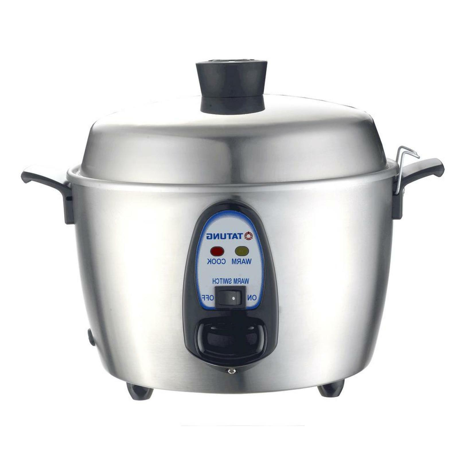 Multi Functional Pressure Cooker 11 Cup Stainless Steel Body