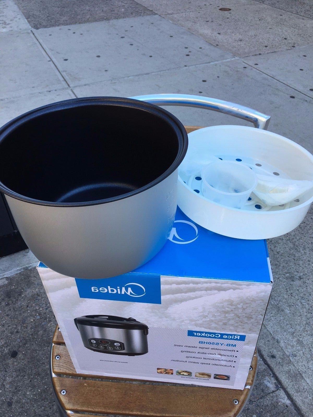 Midea Multifunction Digital steel Rice 10 Cups