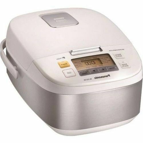 new 5 cup microcomputer controlled rice cooker
