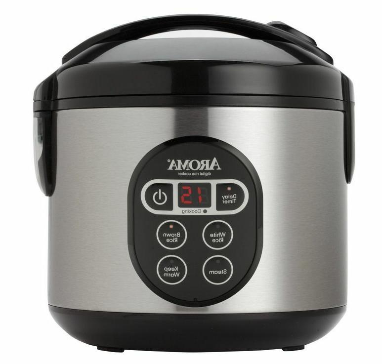new 8 cup digital rice cooker arc