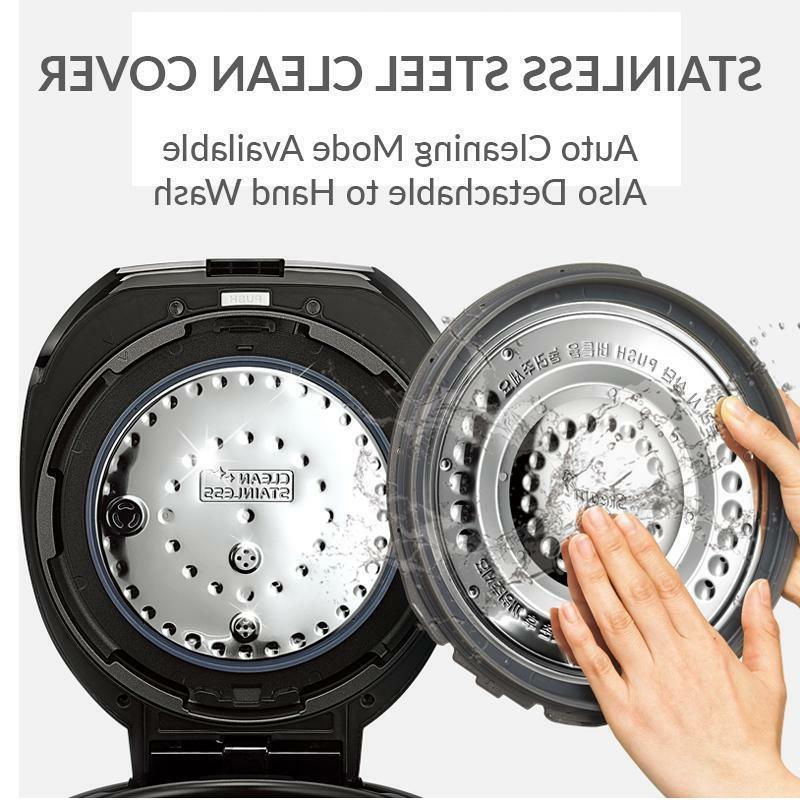 Cuchen Pressure Cooker 120v 10cup w Blender gift
