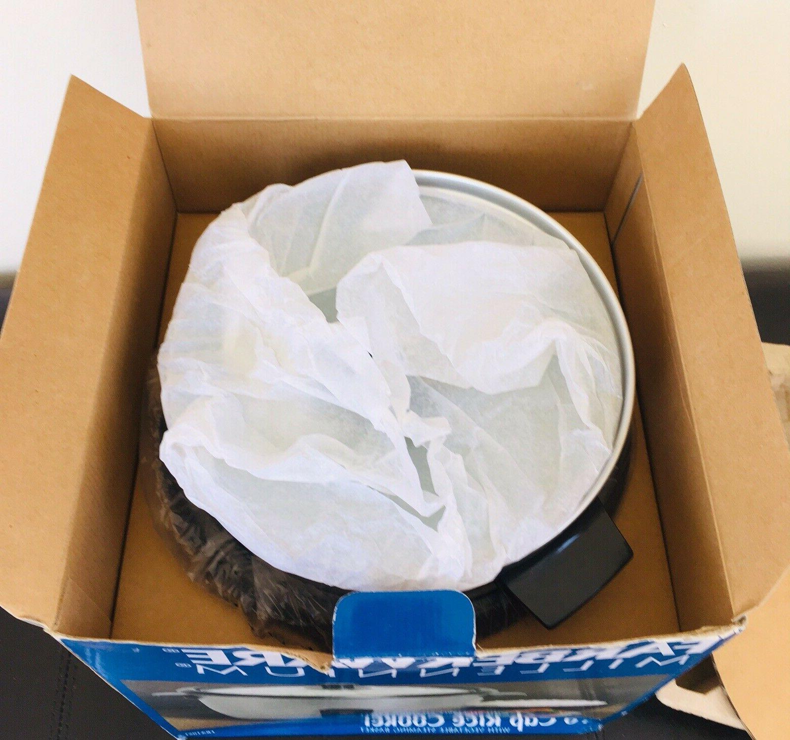 NEW FARBERWARE Rice Steamer Non-Stick 10 Uncooked