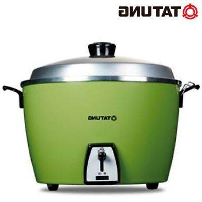 New TATUNG TAC-06L 5 CUP Rice Cooker Pot AC 110V - Green - F