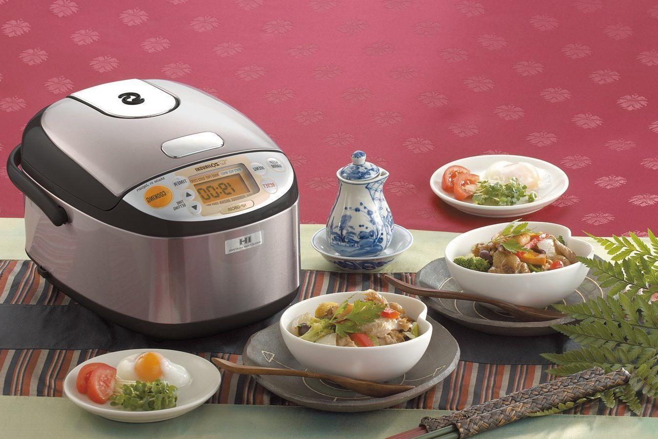 Zojirushi NP-GBC05-XT Heating System Rice & Warmer GIFT*
