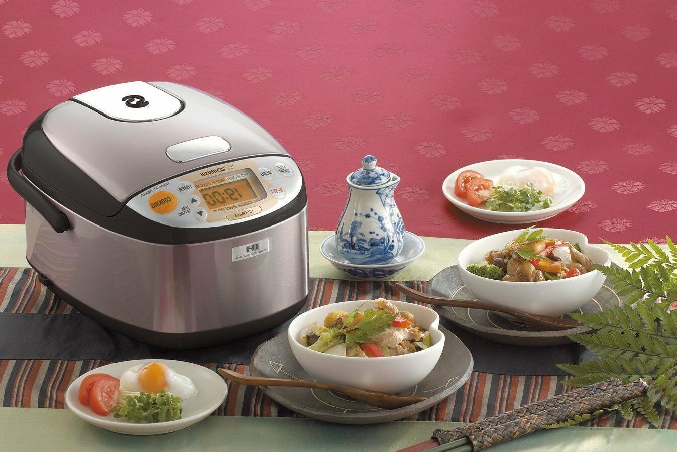 Zojirushi NP-GBC05-XT Heating System Rice & Warmer