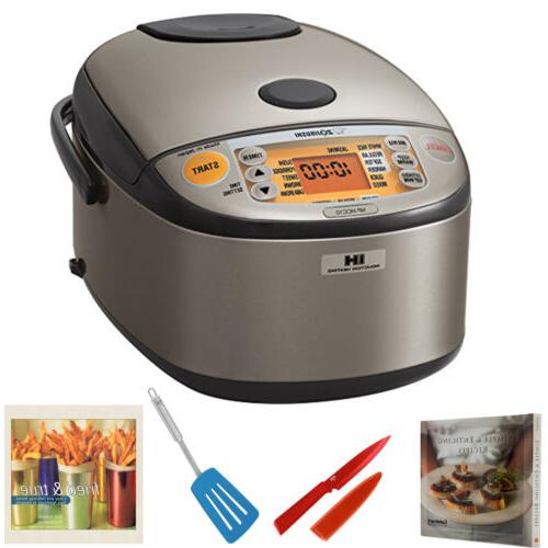 np hcc10xh induction heating system rice cooker