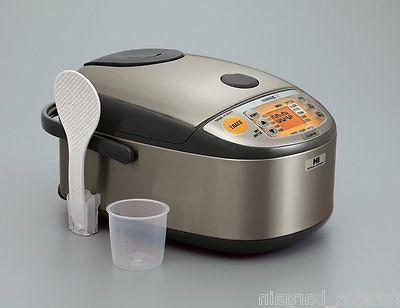 Zojirushi Induction System Rice Warmer,