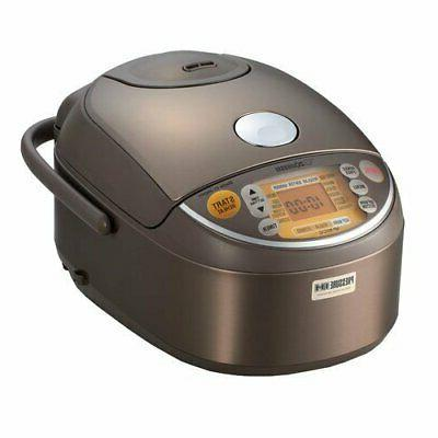 Zojirushi NP-NVC10 Induction Pressure Cooker Warmer Bundle