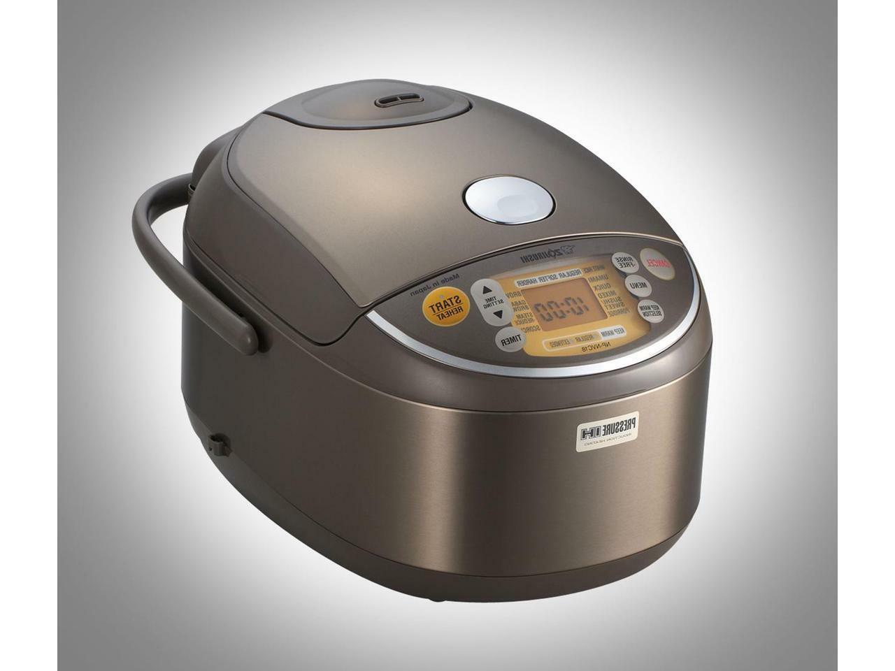 np nvc10 induction heating pressure cooker
