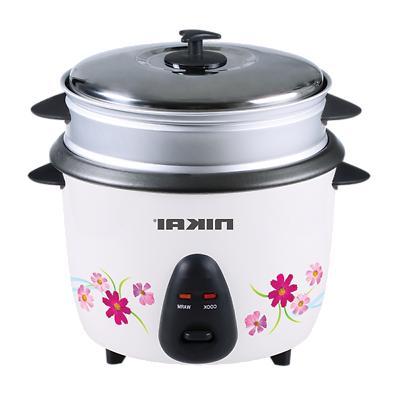 Nikai NR670 220v 0.6 Liter Rice Cooker Steamer 220 Volt Non