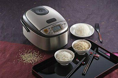 Zojirushi Rice Cooker & Dark Brown