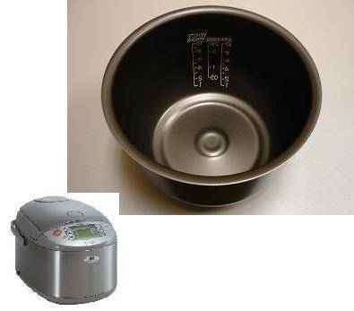 oem original zojirushi replacement nonstick inner cooking pa