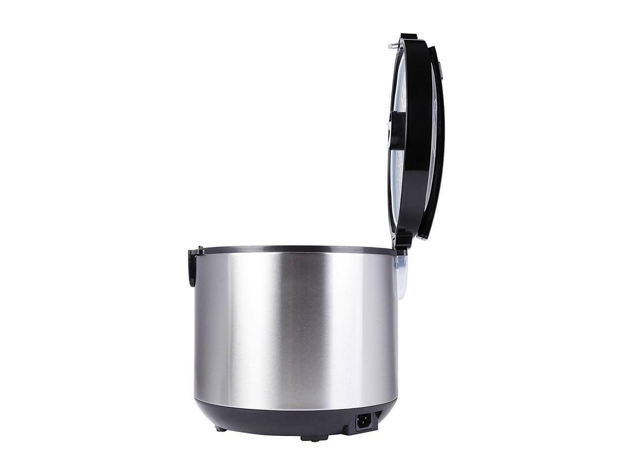 **OPEN Cooker & Food 10 Cup
