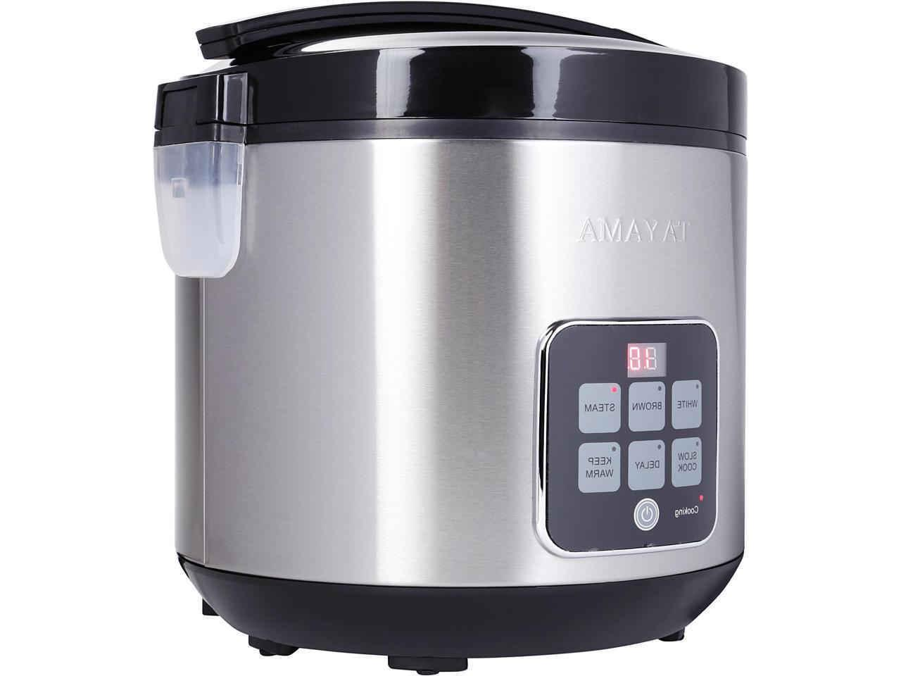 **OPEN BOX**Tayama Rice Cooker & 10 in