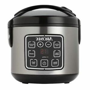 arc 914sbd digital rice cooker and food