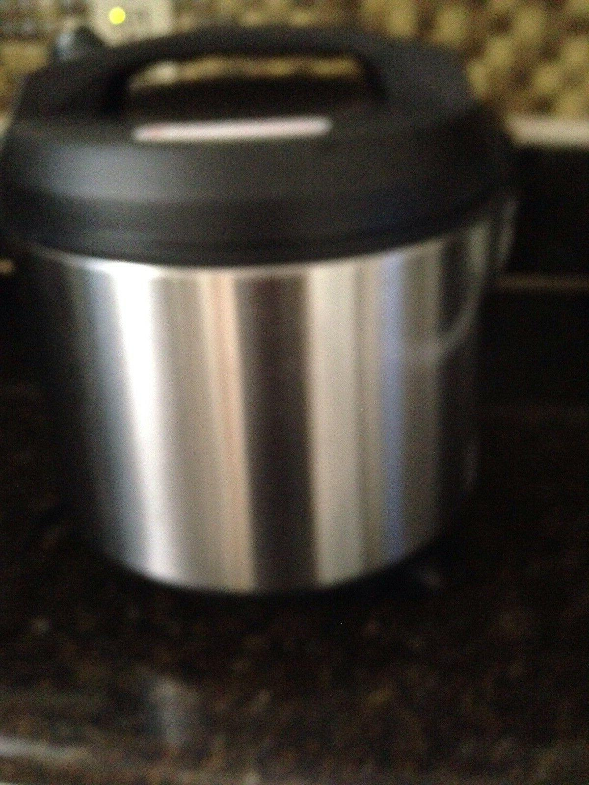 Aroma Plus Cooker Multicooker Cooked Rice