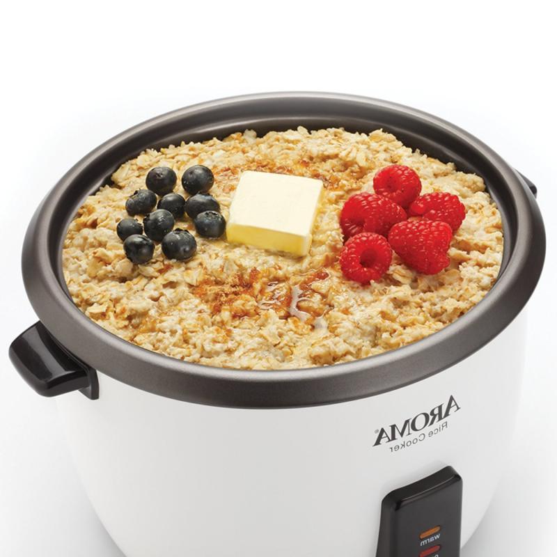 Rice Cooker, White