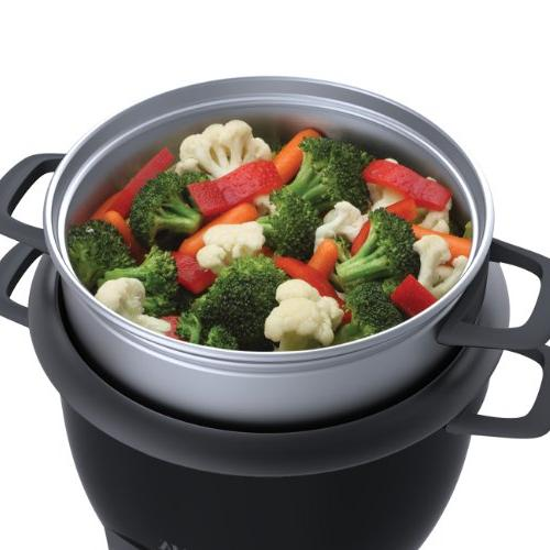 6-Cup Pot-Style Cooker and Steamer