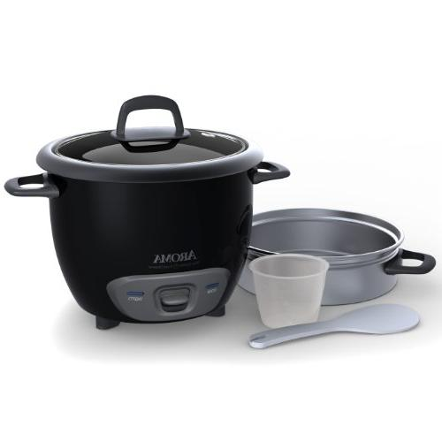 6-Cup Pot-Style Cooker and Food Steamer
